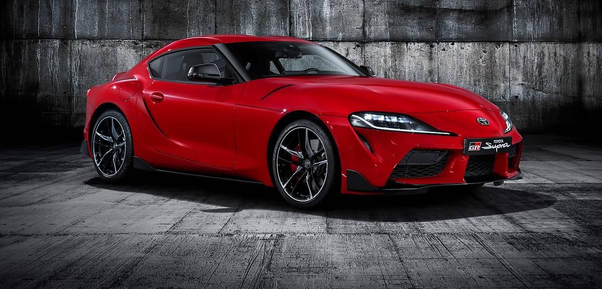 Nowa Toyota GR Supra