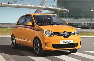 Renault Twingo po liftingu