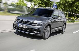 Pięć milionów Volkswagenów Tiguan
