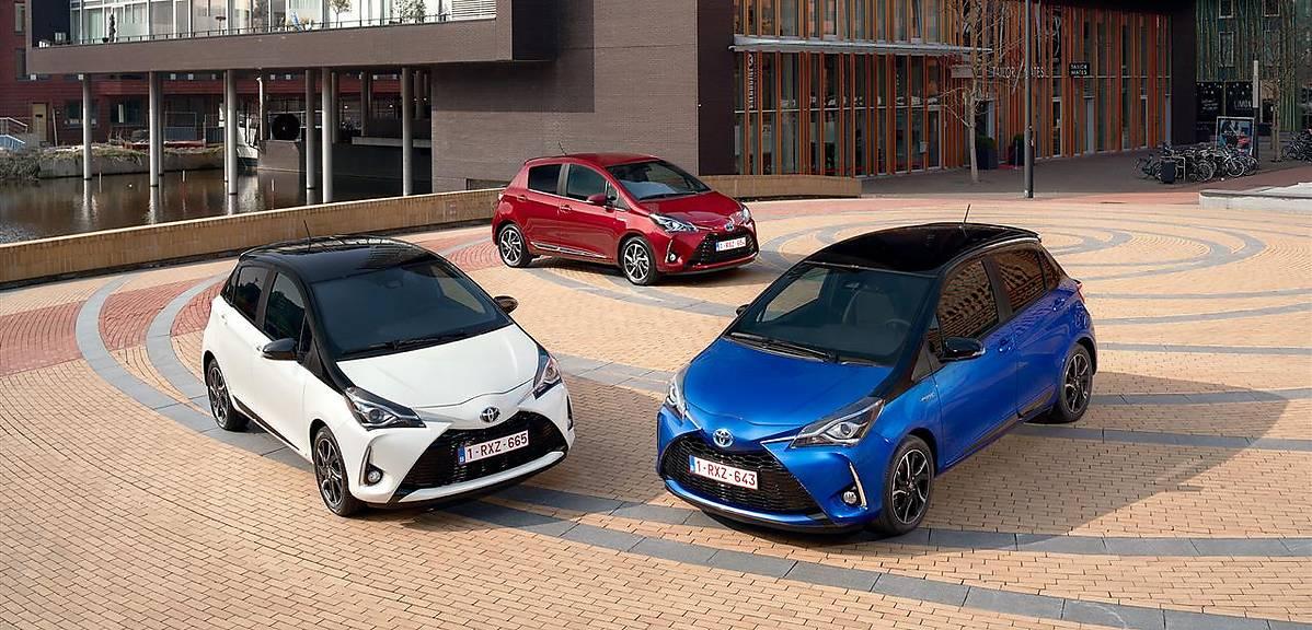 Kolejny rekord sprzedaży Toyoty w Polsce