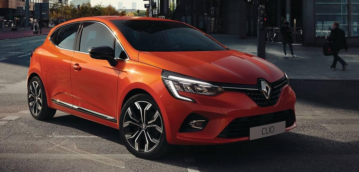 Nowe Renault Clio!