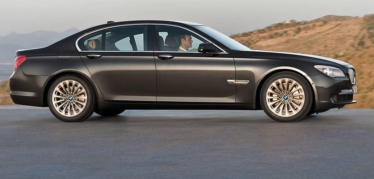 Używane: BMW serii F01