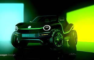 Volkswagen zbuduje nowe Buggy?
