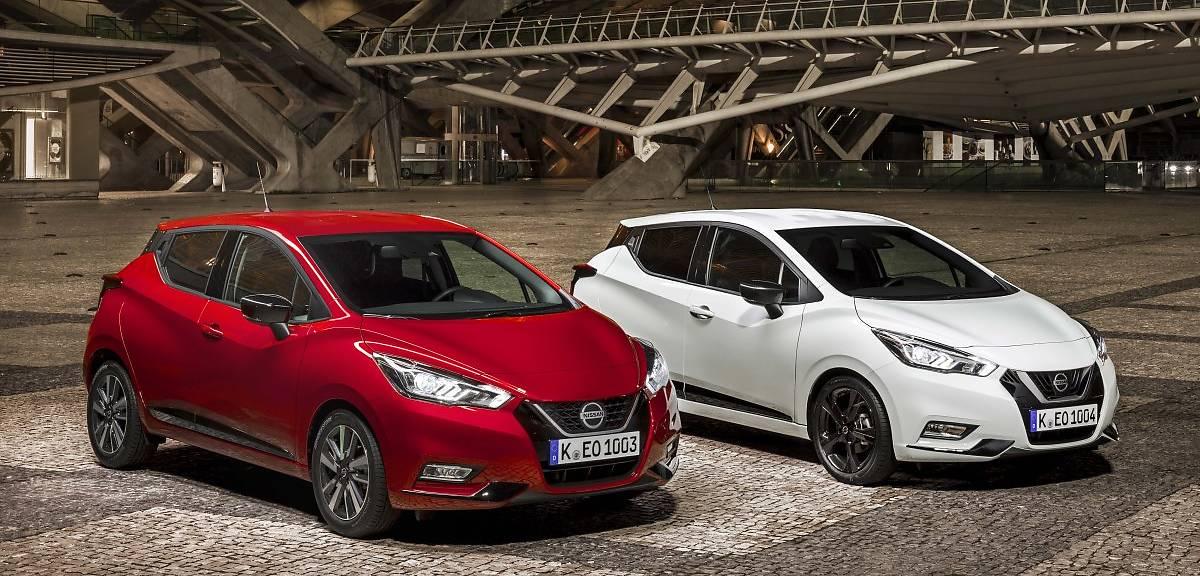 Nissan Micra z nowymi silnikami