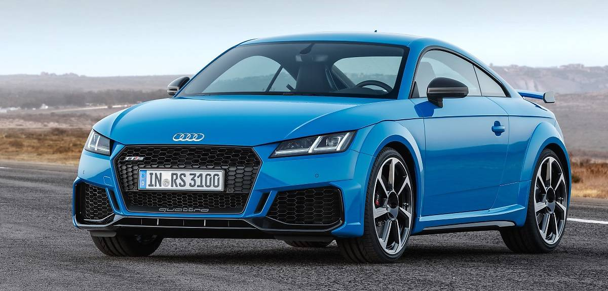 Audi TT RS po liftingu