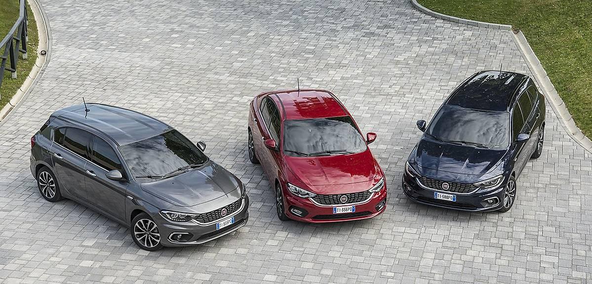Fiat Tipo bestsellerem w Polsce
