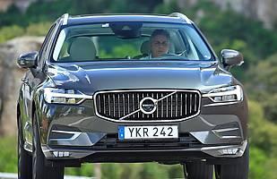 Dobry rok Volvo w Polsce