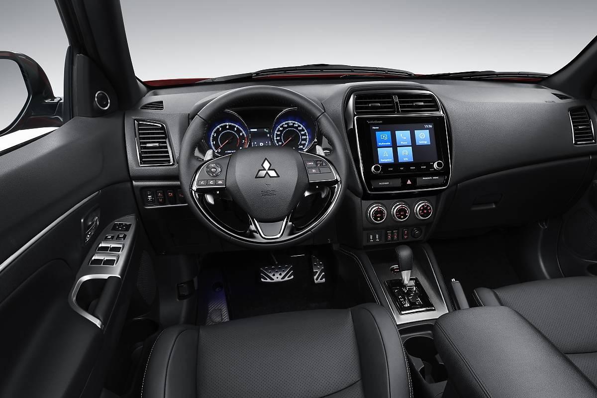 Mitsubishi ASX po dużych zmianach