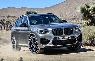 BMW X3 M i X4 M oficjalnie!