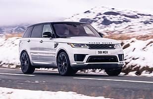 Range Rover Sport HST. Nowa hybryda