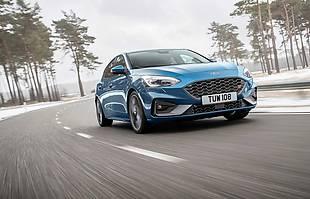Ford Focus ST po nowemu
