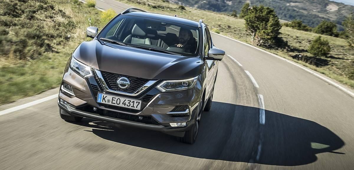 Nissan Qashqai z nowym silnikiem. Polskie ceny