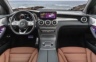 Mercedes GLC po liftingu
