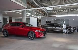 Nowa Mazda 3 już w polskich salonach