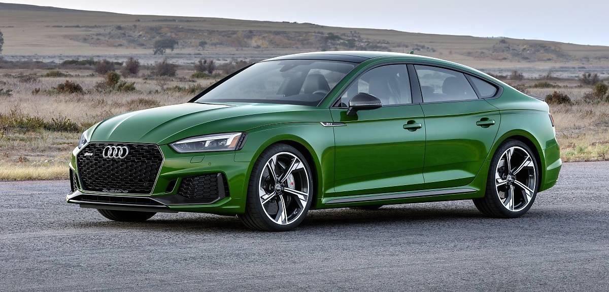 Audi RS5 Sportback. Polskie ceny