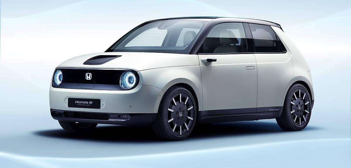 Honda e Prototype. Pierwszy taki elektryk