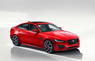 Jaguar XE po liftingu