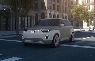 Fiat Centoventi. Na razie tylko prototyp