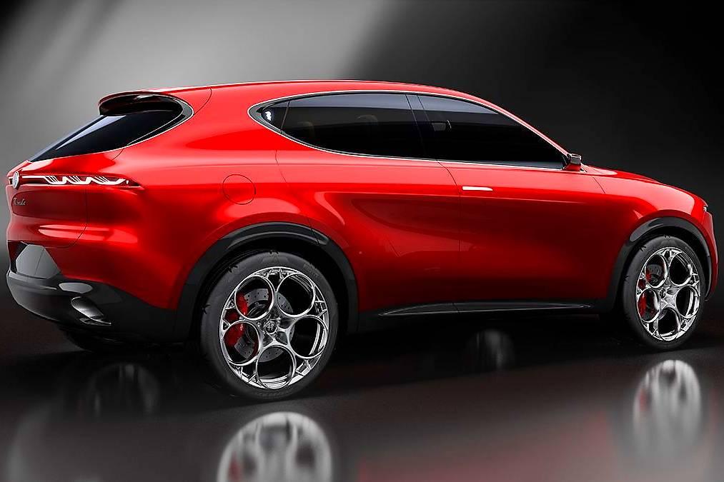 Alfa Romeo Tonale. Hybrydowy SUV!