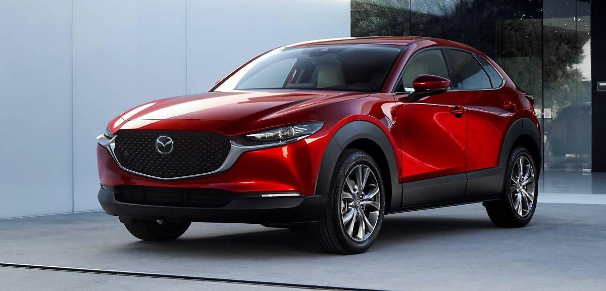 Mazda CX-30. Nowy kompaktowy SUV