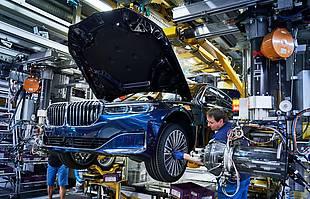 Produkcja BMW serii 7
