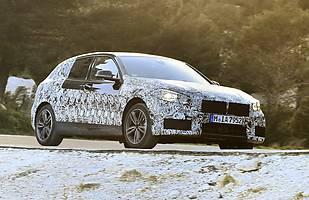 BMW serii 1 III generacji