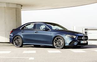 Mercedes-AMG A 35 4Matic w wersji sedan