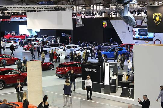 Poznań Motor Show cz.1
