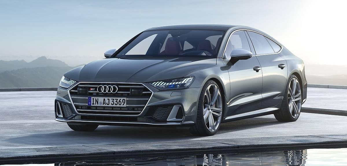 Audi S6, S6 Avant i S7 nowej generacji