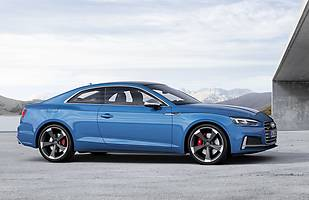 Audi S5 TDI. Diesel zastąpi benzynę!