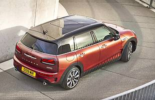 Mini Clubman po liftingu