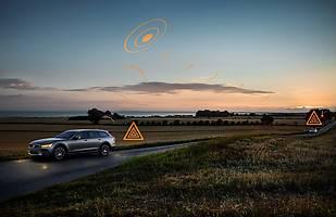 Volvo uruchamia komunikację między pojazdami
