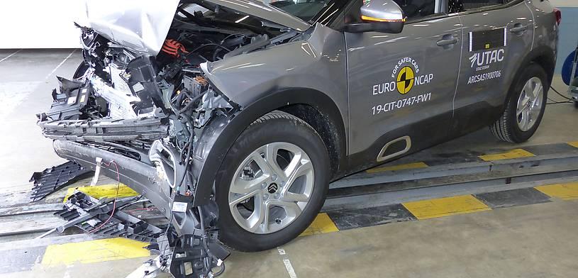 Euro NCAP: Range Rover Evoque i Citroen C5 Aircross