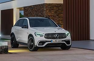 Mercedes-AMG GLC 63 4MATIC+ po liftingu