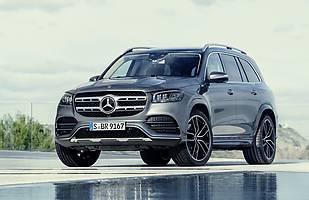 Mercedes GLS nowej generacji