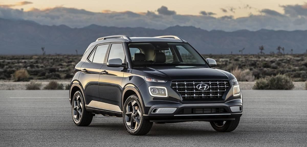 Hyundai Venue, czyli ix25 nowej generacji