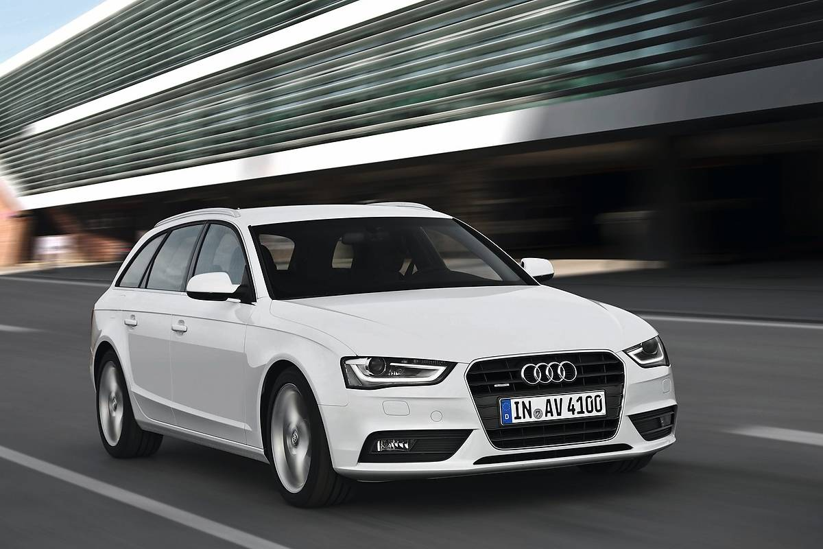 Używane: Audi A4 B8