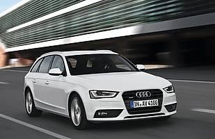 Audi A4 B8 wersja po liftingu