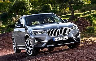 BMW X1 po liftingu