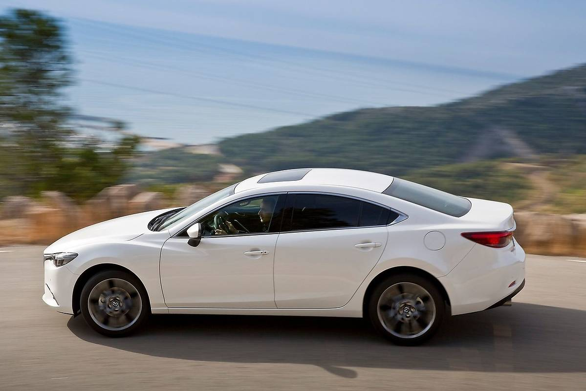 Używane: Mazda 6 III