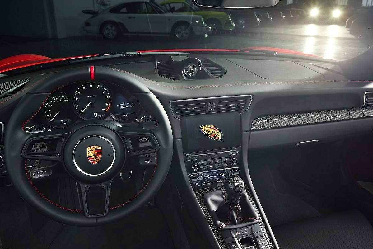 Porsche 911 Speedster. Znamy cenę!
