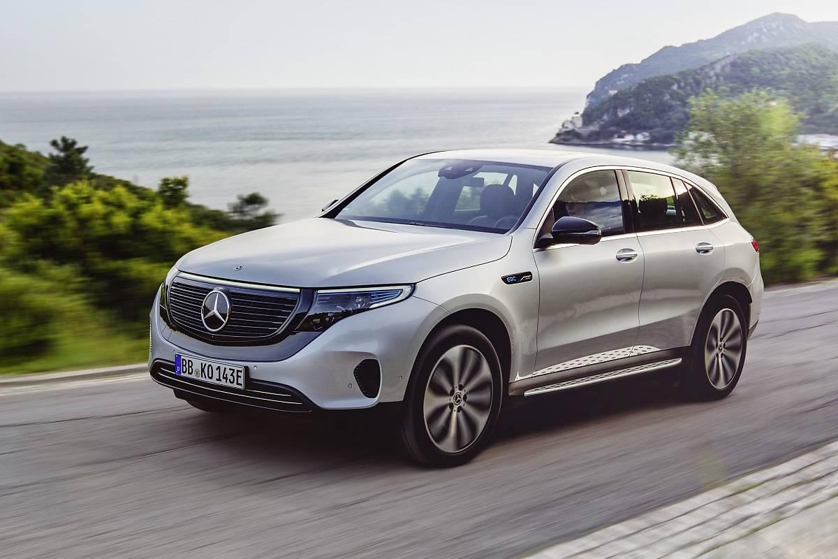 Ruszyła produkcja Mercedesa EQC