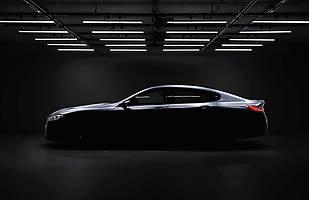 BMW 8 Gran Coupe. Pierwsze zdjęcie