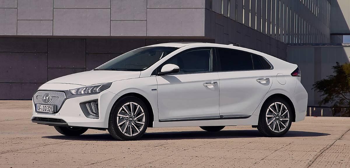 Hyundai Ioniq po liftingu