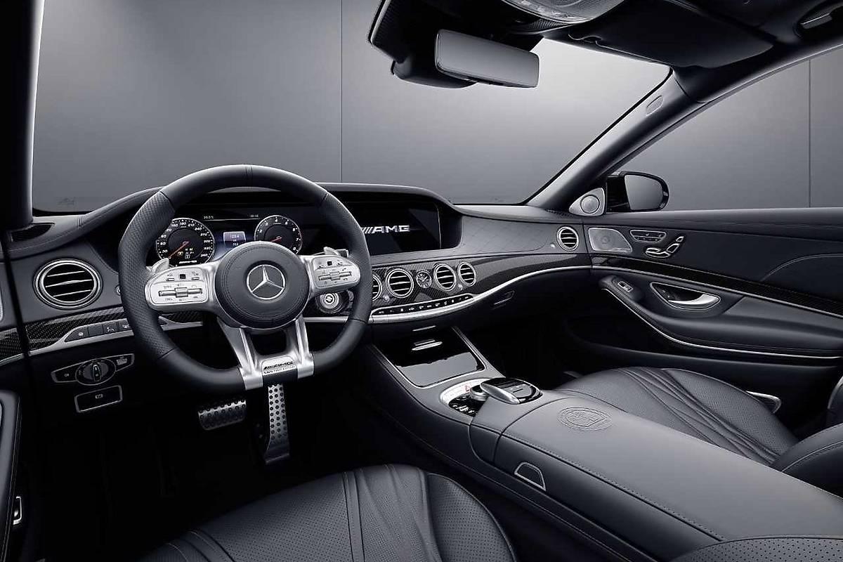 Koniec V12? Mercedes-AMG S 65 Final Edition