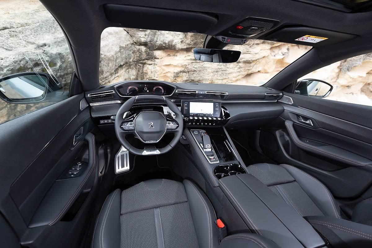 Peugeot 508 SW II. Polskie ceny