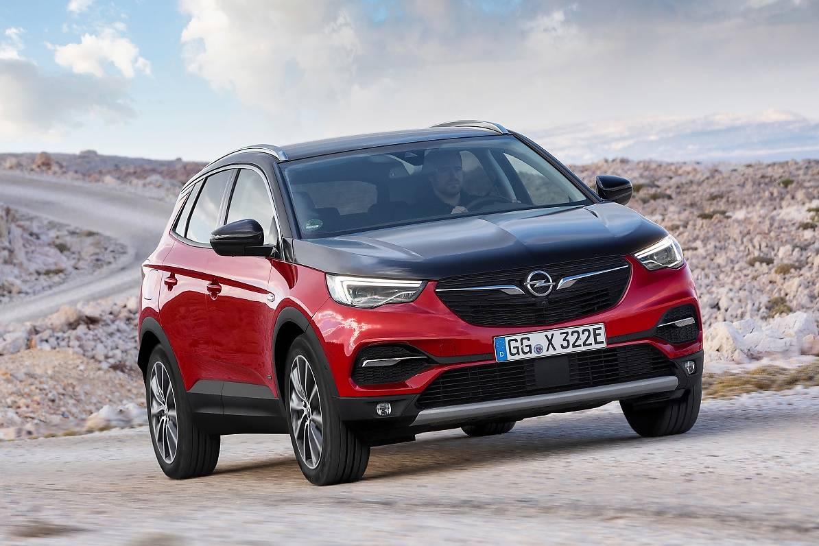 Opel Grandland X Hybrid4. Hybryda plug-in!