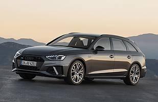 Audi A4 po liftingu