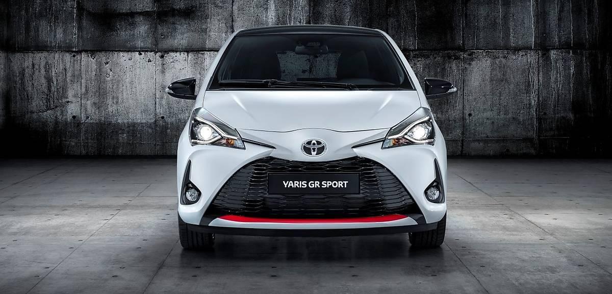 Toyota Yaris GR Sport
