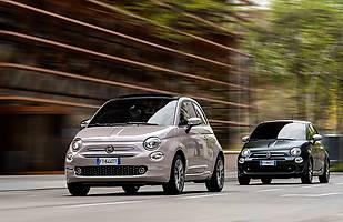 Fiat 500 Star i Rockstar